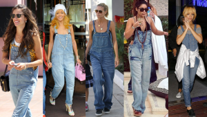 celebrities in overall