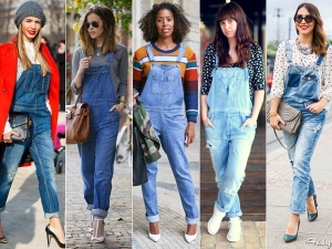 street-style overalls