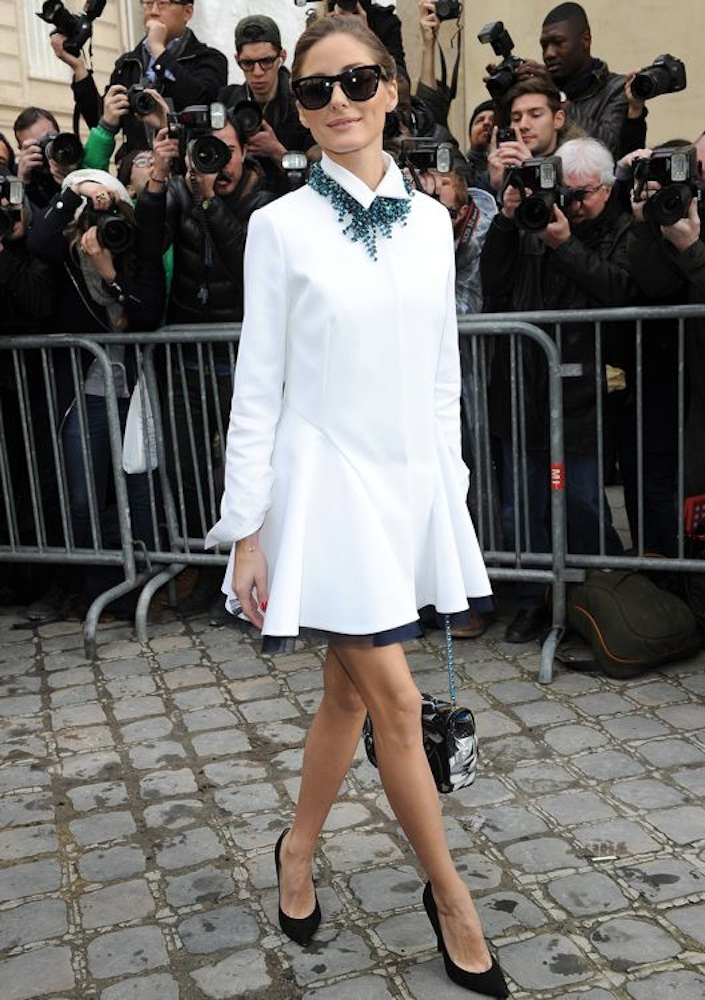 olivia-palermo-mercedes-benz-paris-fashion-week-fall-2014-christian-dior