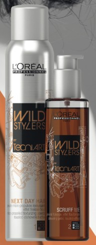wild stylers techniart  by L'Oreal Professionnel