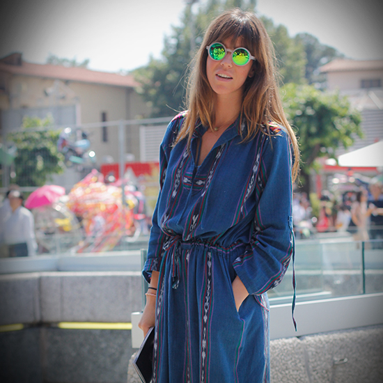 How-Wear-Denim-Dress-Video