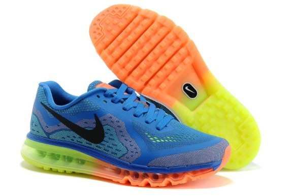 2014-New-Nike-Air-Max-2014-Running-Shoes-Online-Blue-Orange